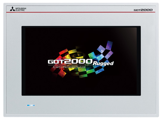 Mitsubishi Electric's Graphic Operation Terminal GOT2000 Series